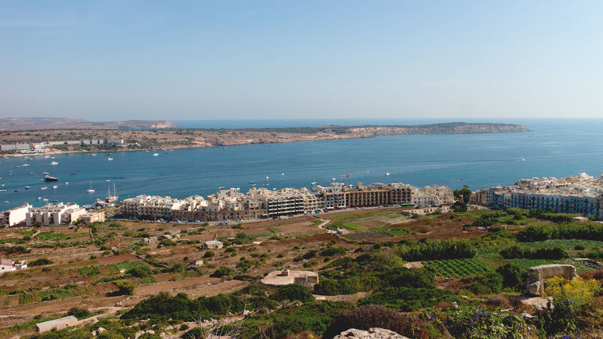 Ghadira Bay View Adobe Beach Canon Go Pro Photography Hobbyphotography Malta Mellieha Photographer Sunny Day