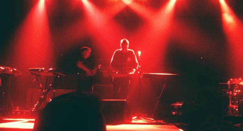 Concert The XX Warszawa  Torwar