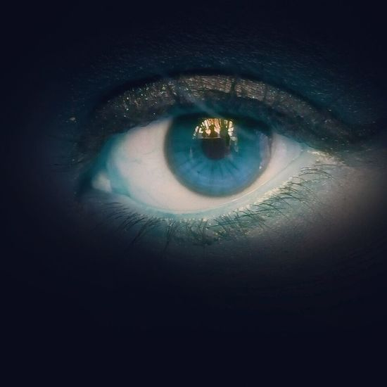 Human Eye Iris - Eye Eyeball Human Body Part Woman Of EyeEm Blue Eye Perfection Only Girls Portrait Sensory Perception Beauty