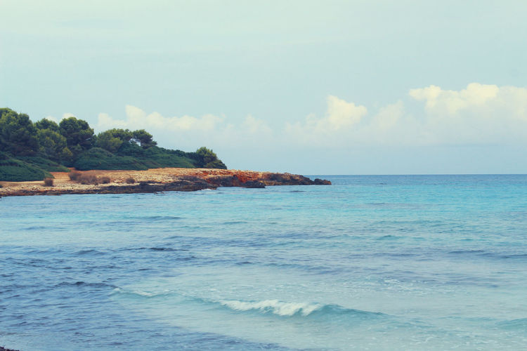 Mallorca Meer