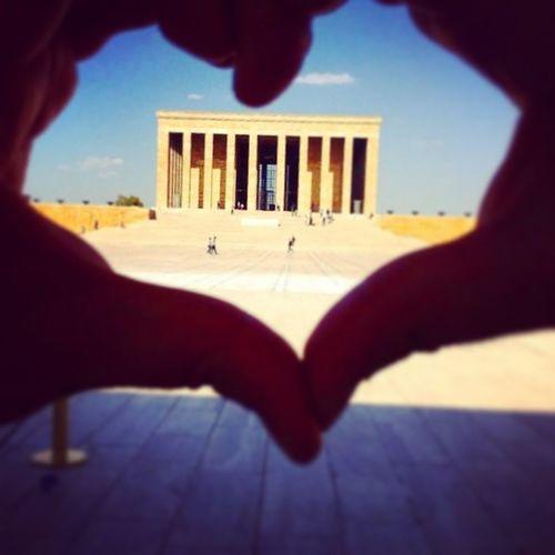 Anıtkabir Hanimis Tatil Atam Love