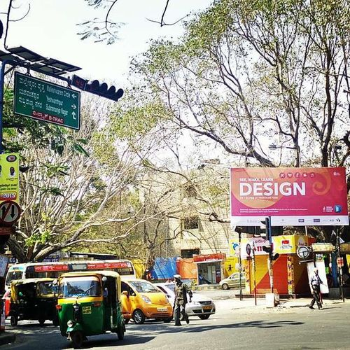 Malleshwaram 18thcross Signal OldMemories Busstand 75route Hpworld Ammannicollege Cetcell Myblr