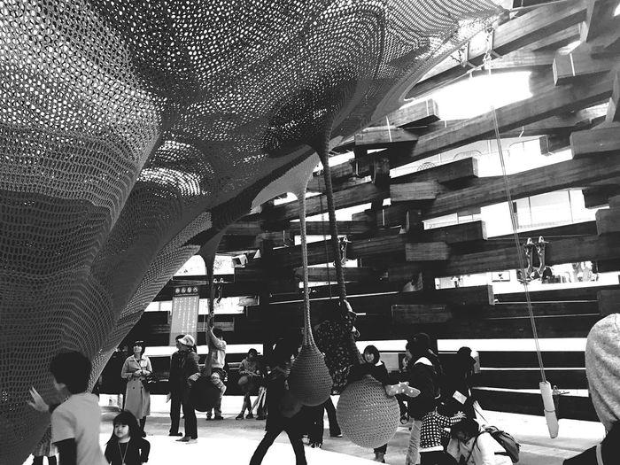箱根 彫刻の森美術館 ARCHITECT Architecture Art JP Japan Hakone ARCHITECT Architecture_bw