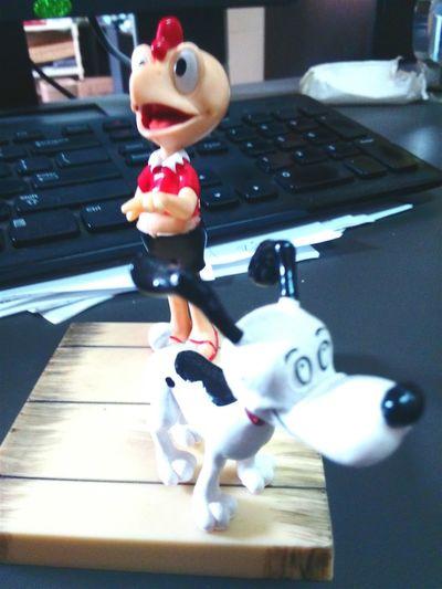Condorito Figurecollector Doggy Love