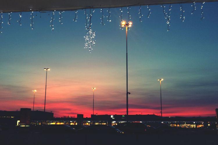 ?Zapadslunce Sunset