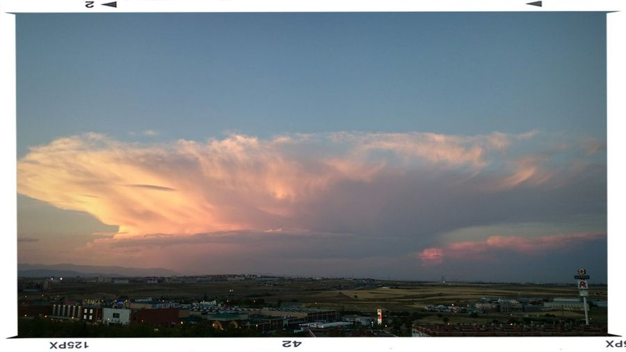 Fuenlabrada Nubes Vistas Discover Your City