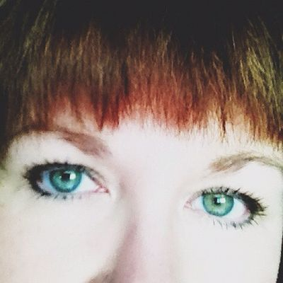 {instagram post} never realized but totally true - one eye blue, one eye green - just like my mom #nofilter #vsco #vscocam #eyes #selfportrait Eyes Selfportrait Nofilter Vscocam VSCO