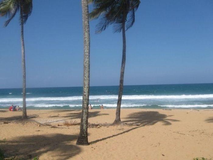 Corredor Ecologico Fajardo Puerto Rico The Beach  Playa Escondida