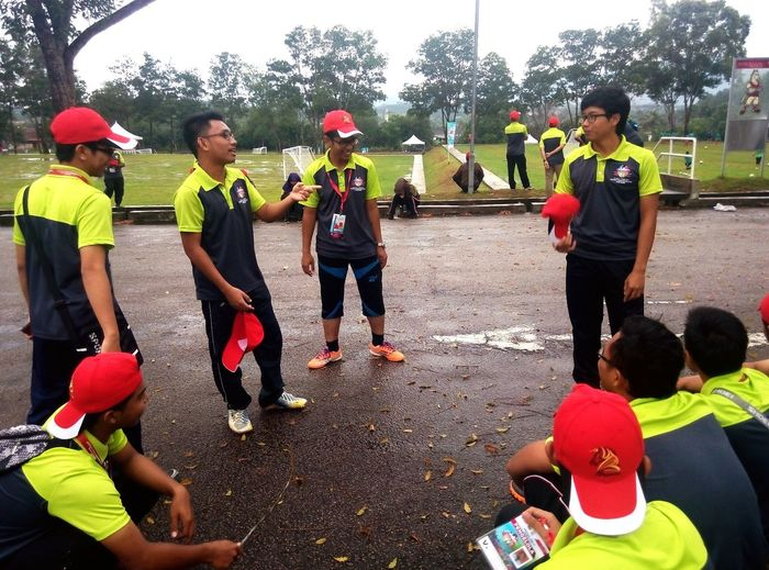 MASUM. Geng sukarelawan bola sepak First Eyeem Photo
