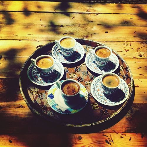 Türk Kahvesi Sevmeyen Adamla Olmaz :p Coffee ☕ Me