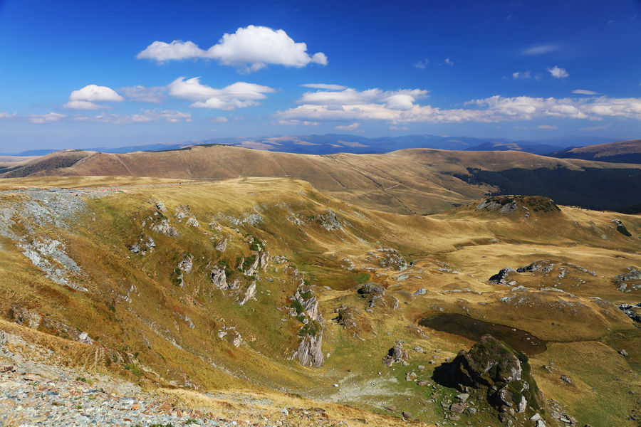 Carpathians Landscape_Collection Parang Parâng Mountains Romania Transalpina Travel Travel Photography Beauty In Nature Cloud - Sky Day Europe Landscape Landscape_photography Mountain Mountains Nature No People Outdoors Physical Geography Romanian Lands Scenics Sky Tranquil Scene Tranquility