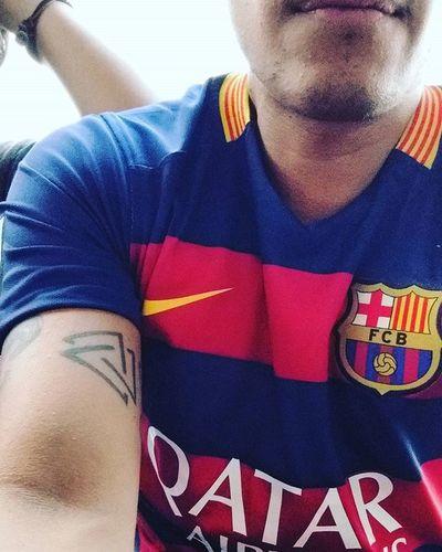 Viscabarca Barcelona HermosaPlayera Soccer Zurdo31
