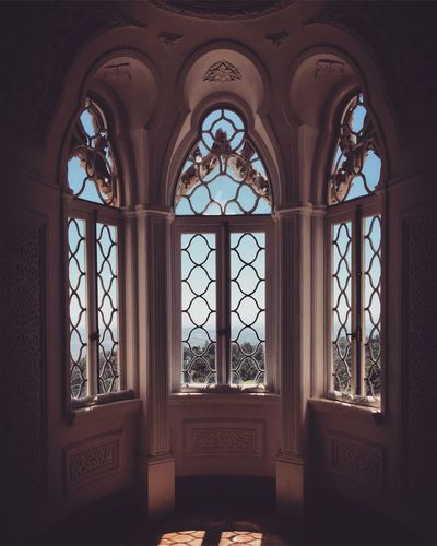 EyeEm Selects Window Architecture Indoors  Arch Glass - Material Built Structure No People Belief Religion Day Glass The Past Place Of Worship Spirituality