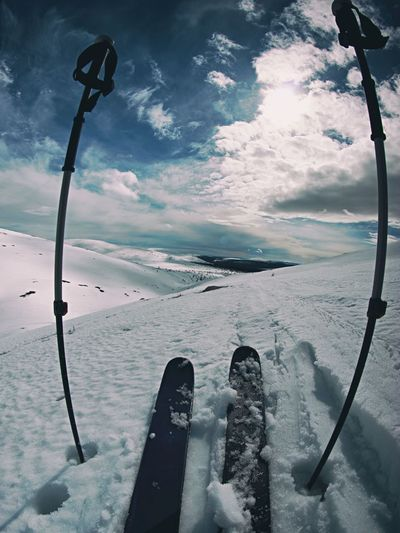 Nature_collection Nature Beauty In Nature Landscape Mountain Range Pallas Mountain Ski Touring Beach Cold Temperature Winter Water Sea Galaxy Snow Sand Sky Close-up Snowboarding