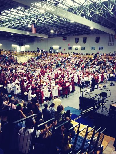 Class Of 2013 Graduation Ceremony