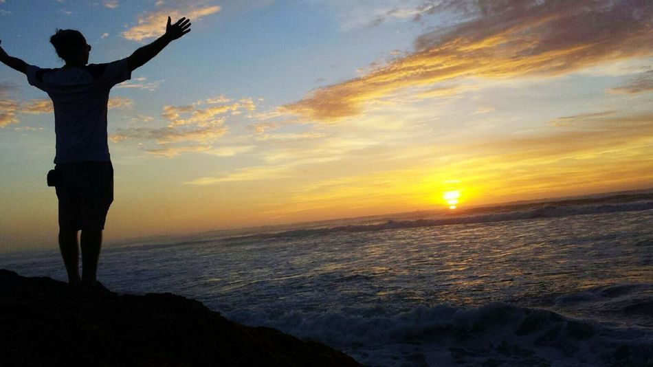 PNW Oregon Coast Adventure Sunset