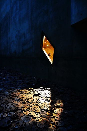 Jewishmuseum Berlin Museum Berlin Silence Don't Forget Remember Light And Shadow