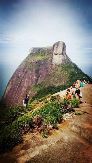 Trilha da pedra bonita, Rio de Janeiro.