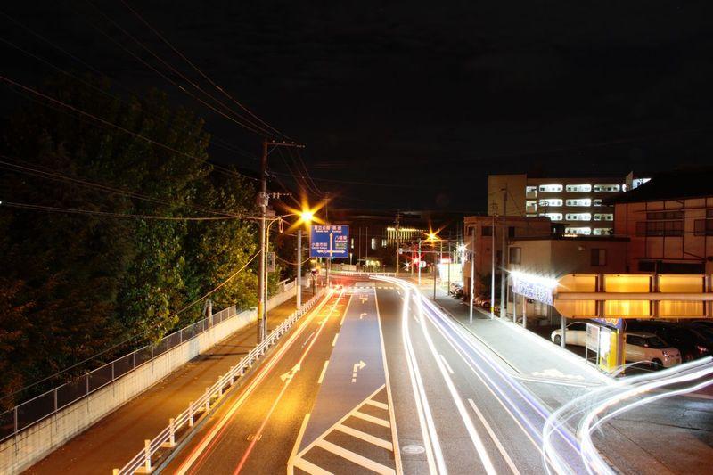 Night Car Long
