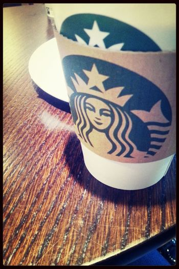 Starbucks date with my baby :') ♡ First Eyeem Photo