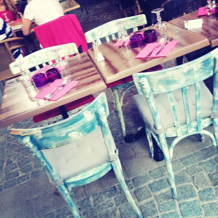 Bon Appetit France Restaurant Chairs