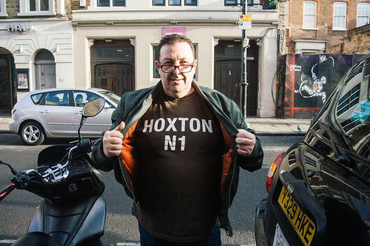 Hoxton Cabbie, Hoxton Street. London Adult Adults Only Cab Driver Day Eyeglasses  Hoxton London Mature Adult Mode Of Transport One Man Only One Person Only Men Outdoors People Portrait Street Photography Taxi Taxi Driver Text The Street Photographer The Street Photographer - 2017 EyeEm Awards The Portraitist - 2017 EyeEm Awards EyeEm LOST IN London Postcode Postcards