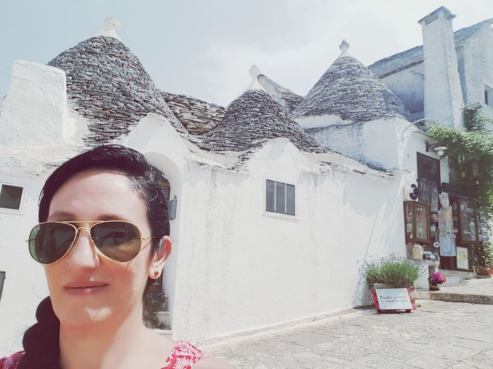EyeEm Selects Trulli Houses Vacations Happiness Summer Puglia South Italy Trullilovers