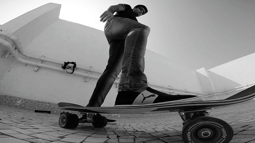 Gopro That's Me Skateboards Recreational