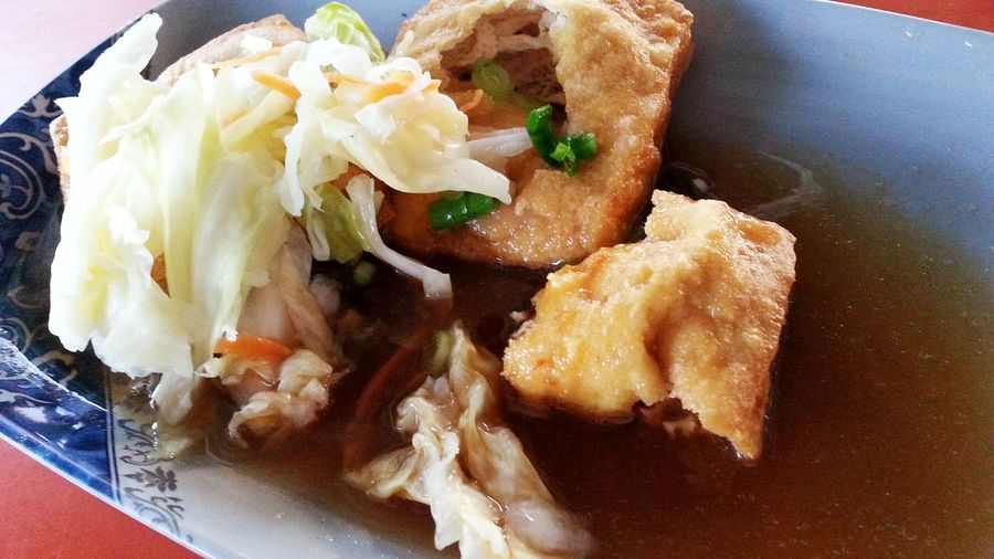 Taiwan Food Traditional Local Food 臭豆腐 Amazing Taiwan