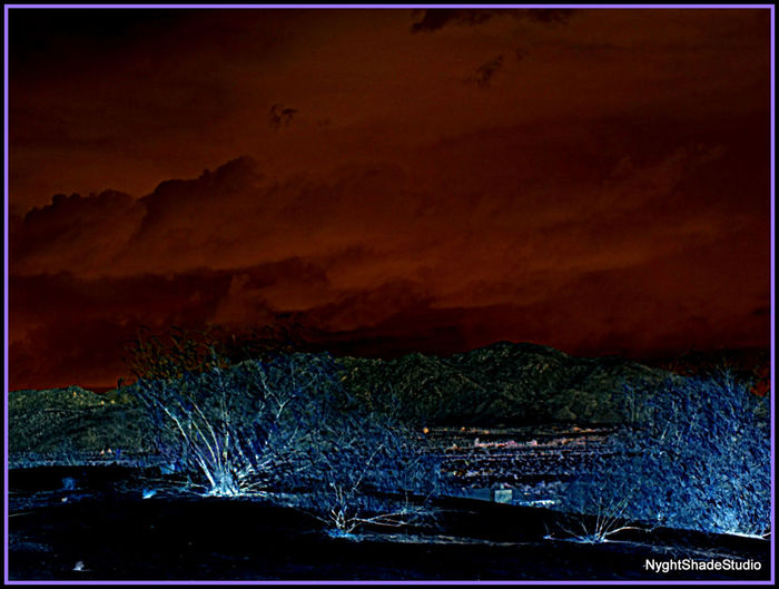 Night Illuminated Transfer Print Auto Post Production Filter Sky Motion Water Scenics Cloud - Sky Sea Atmospheric Mood Tranquil Scene Dark Outdoors Majestic Nature Atmosphere Tourism Mountain Tranquility
