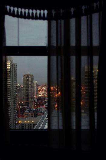 Chicago 2011 Night Lights Streetphotography Chicago Night