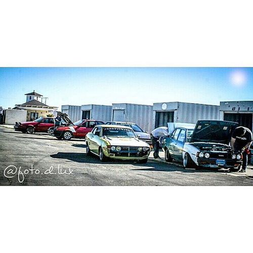 Grange Motor Circuit. Blue skies, cars, race track, priceless. ______________ Grange TeamCanon Sun Bluesky Nissan Toyota Mazda 240 Celica Performance Tires Andytires Drifting Ae86 Ae86life Justdriftit Stopdrift Meganracing Adams Photo Insta Like Photographer Follow Tag repost Vegas lasvegas themirage pool
