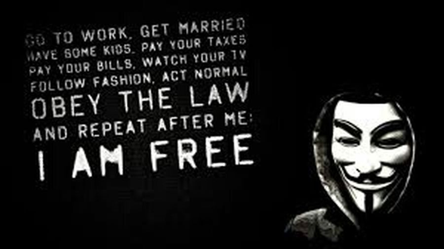 Anonymous You And Me
