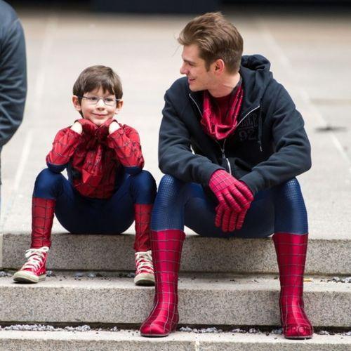 It's Business Time Spiderman Homemaranha Superheroes