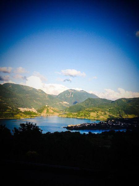 Traveling Lago Del Turano Lazio,Italy