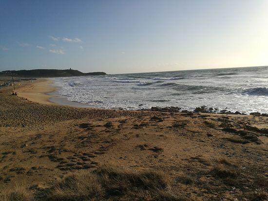 Sea Horizon Over Water Beach Water Sand Sky Nature Beauty In Nature