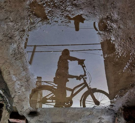 reflection Photography 10 Water Irrigation Equipment Occupation Puddle Agriculture Flood Commercial Fishing Net Spraying Oil Spill Standing Water Fishing Net Rice Paddy Rice - Cereal Plant Fisherman Farmer Fishing Boat The Street Photographer - 2018 EyeEm Awards Summer Sports