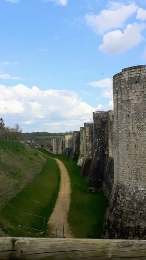 Provins - France Towers And Ramparts Fortress Fortress Wall Towers And Sky Perspective The Way Forward Blue Sky Remembering Holiday Enjoying The View Eye4photography  EyeEm Gallery