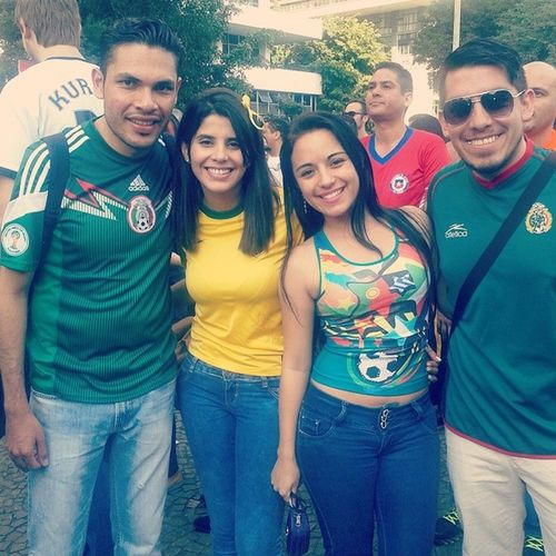 Méxicooooo FIFA FUN FESTCopabrasil