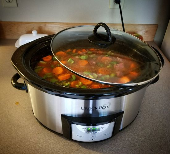 Crock Pot Crockpot Day Food Food And Drink Freshness Healthy Eating Indoors  No People