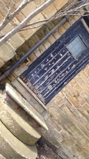 Door Mystery Mysterious
