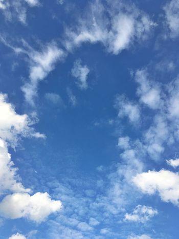 Fine Art Photography cloud hole on a blue sky Clouds And Sky Clouds Cloud - Sky Cloudy Sky Sky And Clouds Blue Sky Hole In The Sky Hole