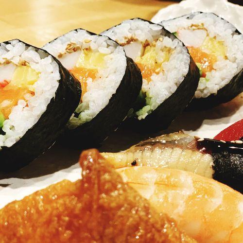 Sushi Healthy