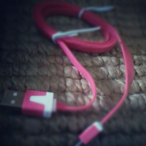 Pink USB IBox Apple