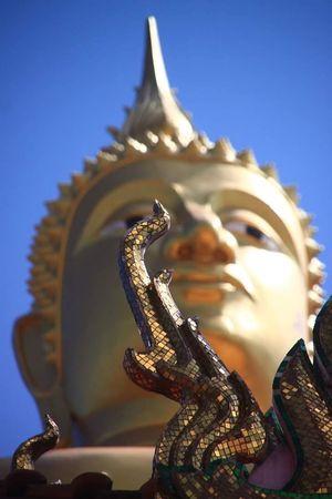 Big Buddha Temple Thailand_allshots