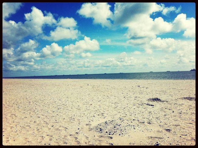 Insel Föhr Beach Nordsee
