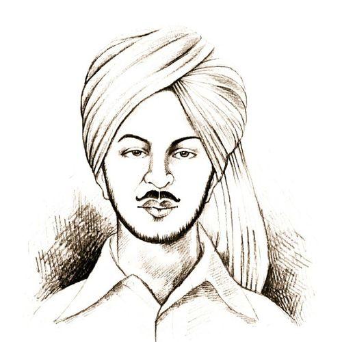 PRANAM SHAHEEDA NU... Bhagatsingh Rajguru Sukhdev Martyrs Martyrsday