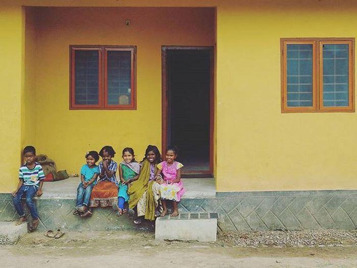 Kids of Wayanad Kids Fun Smiles