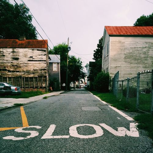 Rose Ln, Elliotborough Urban Street CHS
