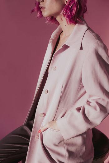 Pink mood Art